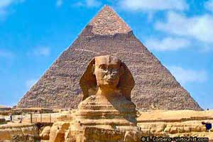 faraoer i pyramidene